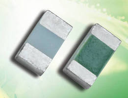 Ta2N Thin Film Chip Resistors feature R level failure rate.