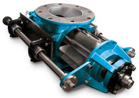Rotary Airlock Valves increase uptime for general processing.