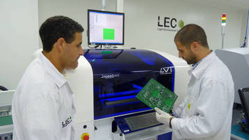 AB Electronic Sells the Fourth Speedprint Screen Printer This Year