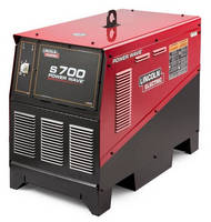 Multi-Process Welder delivers power to handle thicker materials.