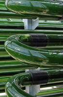 Clear Rigid PVC Compound suits outdoor tubing applications.