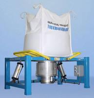 Low Headroom Material Master(TM) Bulk Bag Discharging System