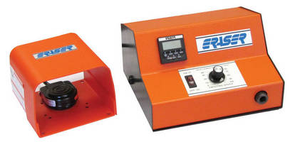 Twist Wires Quickly with Eraser's Model WT40 Automatic Wire Twister!