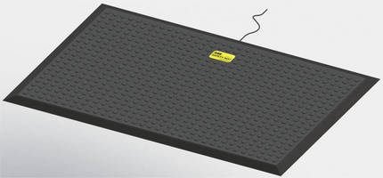 Safety Mats protect personnel around hazardous equipment.
