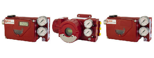 Smart Valve Positioners provide actionable information.