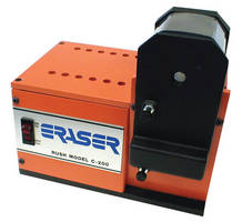 Achieve Quick, Clean, & Accurate Strips with Eraser's Model C200 Twin Rotary Wire Stripper