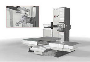 Production Machine & Tool Aims to Redefine Large-Part Machining Efficiency