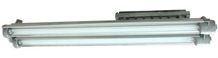 Explosion-Proof Fluorescent Light Fixture produces 20,000 lm.