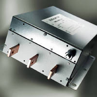 EMC Filter rids noise in high-power inverters.