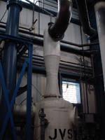 Gas Scrubber provides near infinite turndown capability.