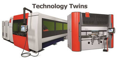 Technology Twins: High-Speed Cutting Meets High Speed Bending