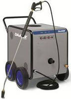 Electric Pressure Washer cleans commercial bakeries.