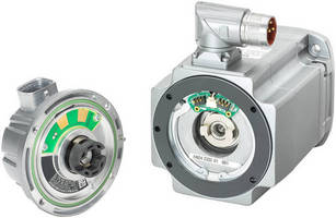 Siemens Introduces Four-Week Lead Time on Generation II Simotics® 1FK7 Servomotors