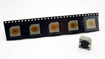 Surface Mount Audio Alert offers tape and reel packaging.