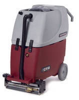 Self-Propelled Extractor handles interim, restorative cleaning.