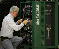 Automated Plasma Power Sources offer flexibility, reliability.
