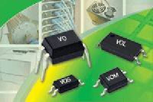 Low Input Current Optocouplers feature phototransistor output.
