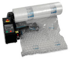 Anti-Static Film safely cushions electronics during shipping.