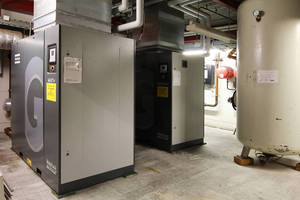 Compressor Technology from Atlas Copco Saves Automotive Supplier 70 000 kWH Per Annum