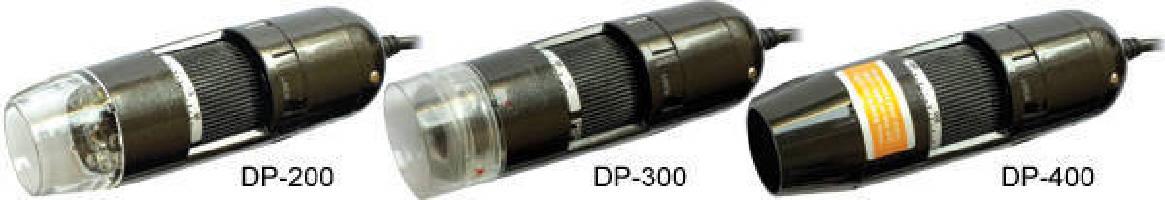 Digital Pocket Microscopes deliver 1280 x 1024 resolution.