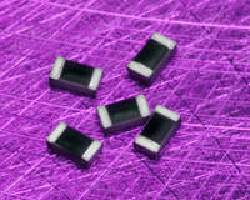 Thin Film Chip Resistor features moisture resistant layer.