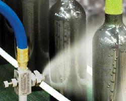 External Mix Spray Nozzles target pressure fed applications.