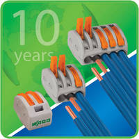 WAGO LEVER-NUTS® 10-Year Anniversary