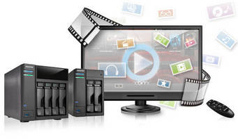 NAS Devices target multimedia, cloud server applications.