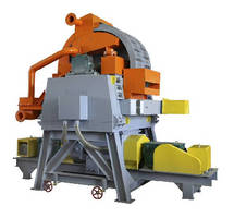 Magnetic Separators range in capacity to 120 tph.