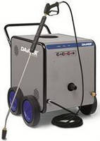 Hot Water Pressure Washer aids food processing maintenance.