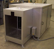 Electric Infrared Curing Oven features modular design.