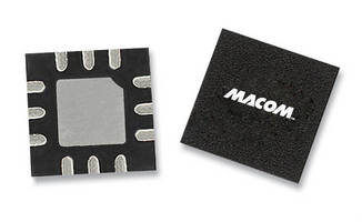MACOM Announces Small Size Integrated SPDT Switch and LNA with Bypass Mode for Front End WLAN Applications
