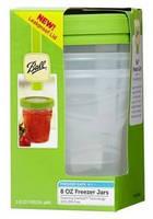 Plastic Freezer Jars suit food storage applications.