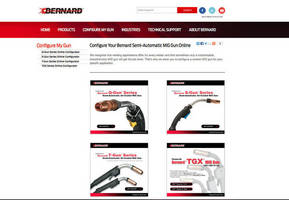 Bernard to Showcase MIG Guns, Accessories and Online Configurators at FABTECH 2013