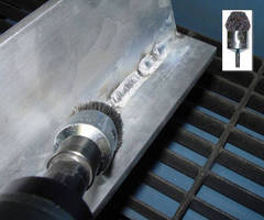 Patented, Controlled Flare End Brushes from Weiler Corporation