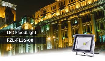 LED Flood Lights consume just 35 W.