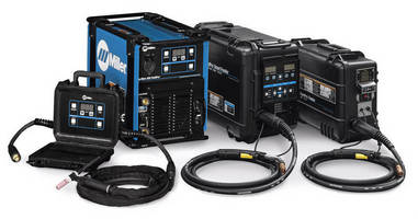 Miller to Bring Product Introductions and Live Welding Demos to FABTECH 2013 in Chicago