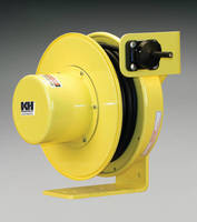 NEMA 4X ReelTuff(TM) Cord Reels Delivers Utility Maintenance Crews Temporary Power for Corrosive Environments Maintenance