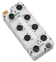 IP67 I/O Module evaluates incremental and absolute encoders.