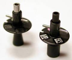 Nozzles feature 2D data matrix and OEM color matrix codes.