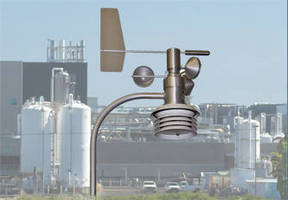 PLC Weather Station is intended for facility management.