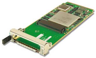MicroTCA AMC Carrier supports FPGA mezzanine card per VITA 57.