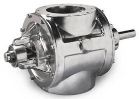Rotary Valves optimize material throughput per rotation.