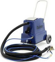 Industrial Carpet Steam Cleaner targets bus companies.