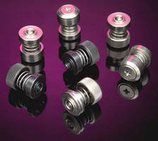 Self-Clinching Captive Panel Screws minimize parts count.