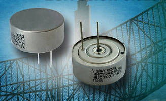 Wet Tantalum Capacitor offers capacitance from 1,100-72,000 µF.