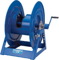 Steel Storage Reels hold any wrappable material.