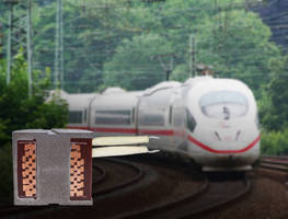 Low-loss Chokes suit inverters in rail vehicles.