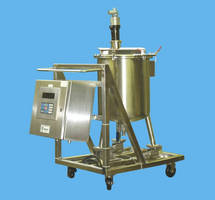 Sanitary Mixing and Holding Vessels