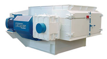 VAZ 1800 Rotary Waste Shredder from Vecoplan